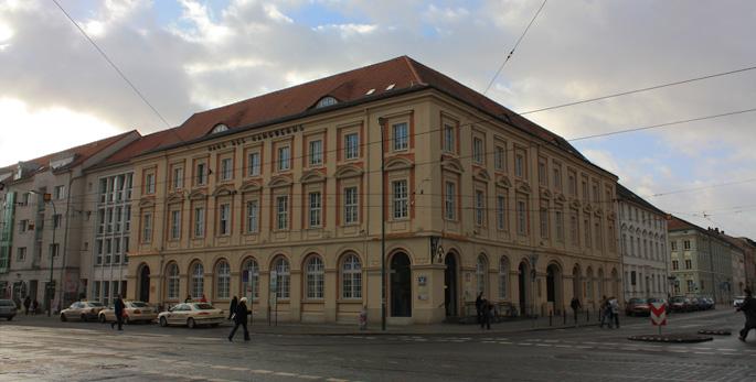 """Haus des Handwerks"" in Potsdam / ""Дом Ремесла"" в Потсдаме"